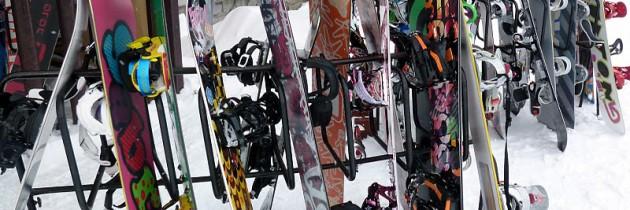 甚麼是snowboard(雪地滑板的歷史)