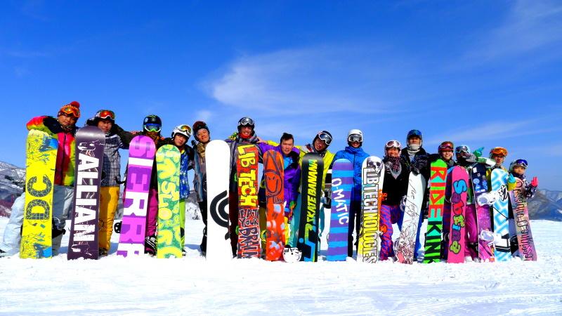 2013 滑板基地 六山新世界之白馬