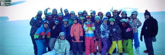 2014/1/4 苖場滑雪後記