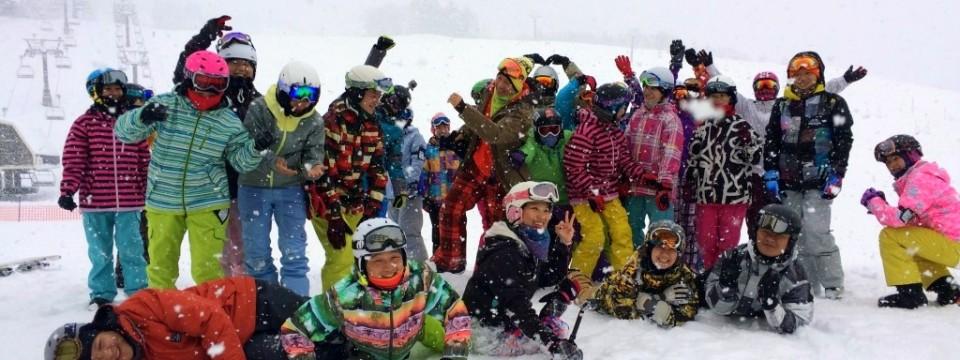 2015/1/7  滑板基地勝山團 壹柒來勝