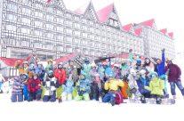 2016/2/18 滑板基地  白馬乘鞍 + Cortina