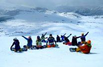 2018 六年六國-班夫 Banff SkiBig3